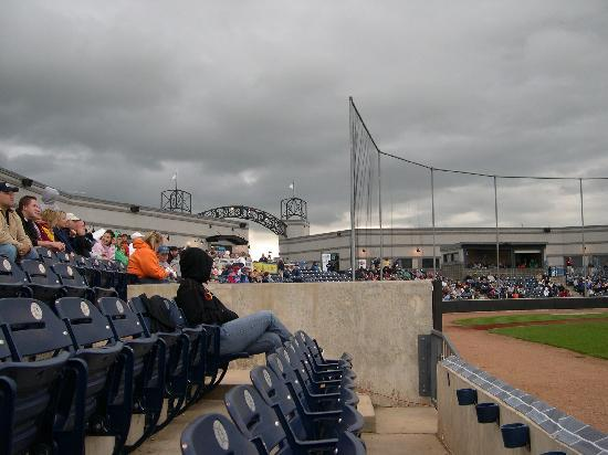 Rockford Riverhawks Baseball: Seating