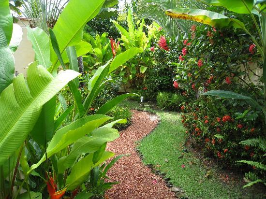 Villas de Trancoso Hotel: Path to beach