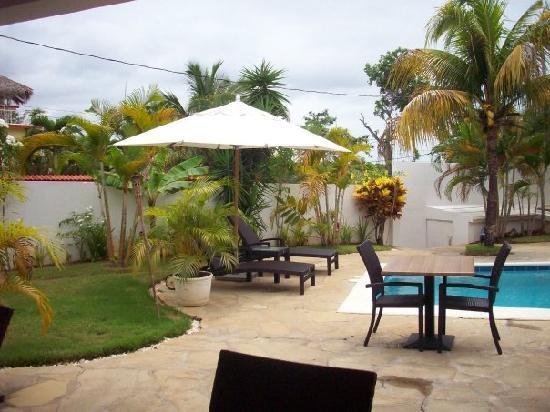 Casa Veintiuno : Pool Area