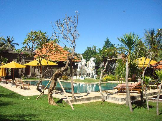 Hotel Puri Rai : piscina