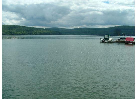 Lake N Pines Motel: View of Lake Otsego