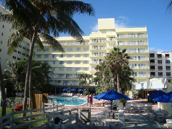 Four Points By Sheraton Miami Beach Vista Do Hotel Da Praia