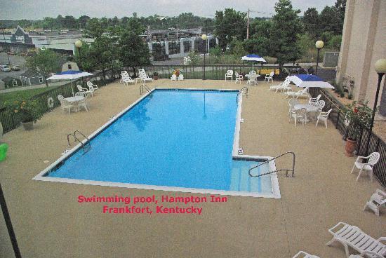 Hampton Inn Frankfort: Swimming Pool Hampton Frankfort