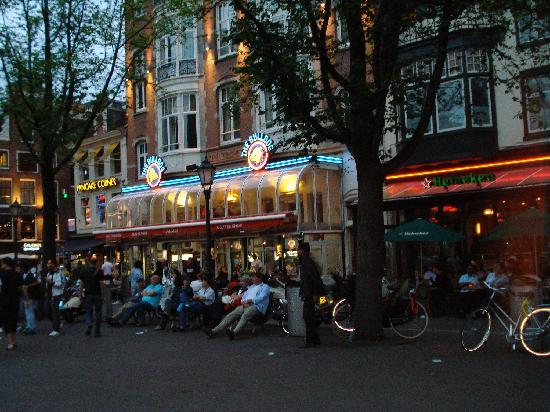 Cafe 39 S Picture Of Leiden Square Leidseplein Amsterdam