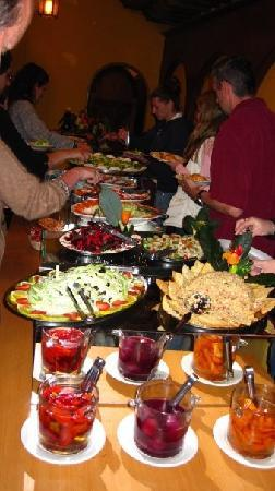 Don Antonio : Dinner Buffet