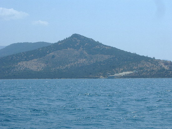 Altinkum, Turkey: boat trip