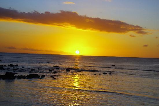 Residence Peramal: Sunset