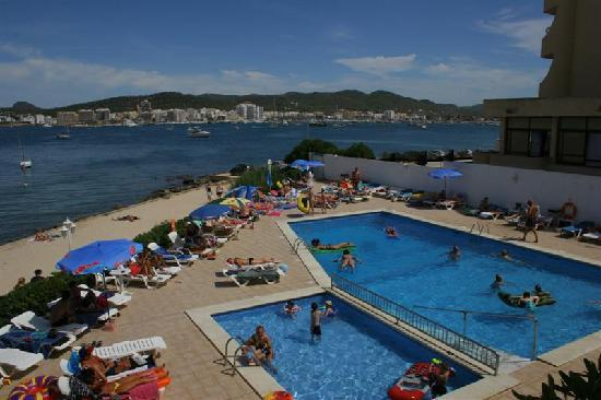 Club Hotel Nautilus: Swimming pool