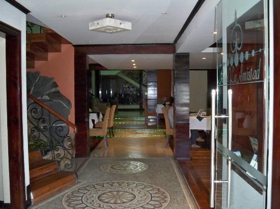 Hotel La Amistad: lobby