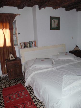 Riad Watier : schlafzimmer