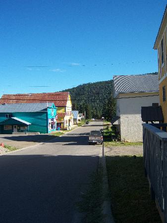 Hubs Motel : Wells, BC