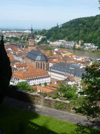 St. Peter's Church (Peterskirche): Heidelberg, Baden-Wurttemberg, Germany