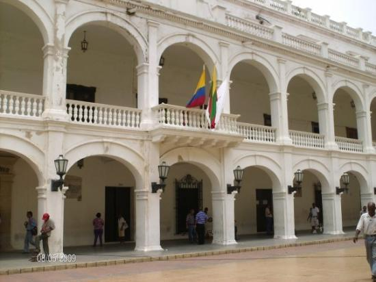 Muraille : Alcaldia de Cartagena