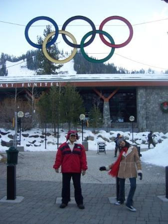 This Olympic Symbol During The 1960 Winter Olympics Preserved