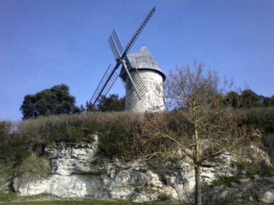 Montpezat d'Agenais, Francia: Moulin de Motpezat (47)