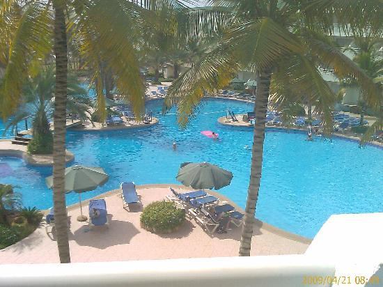 Isla Caribe Beach Hotel: la piscina