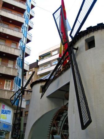 Los Molinos de la Feria de Albacete