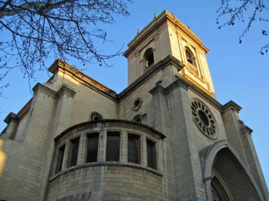 Catedral de Albacete en reformas