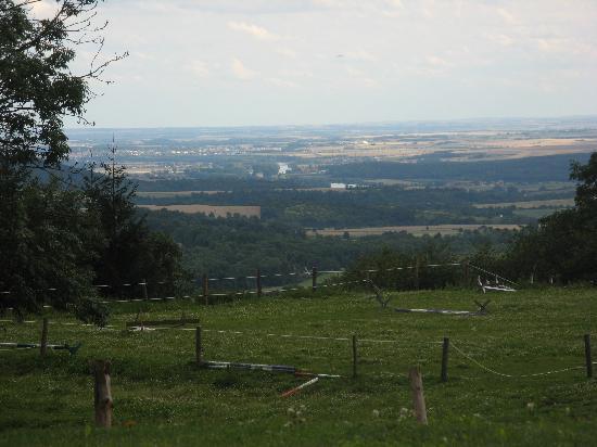Farm Trebusin - Zababec: View from the farm