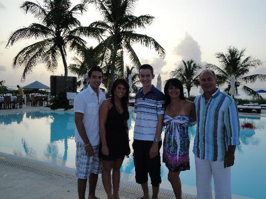 Club Med Columbus Isle: La petite famille Maletto