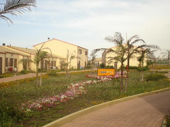 Eden Village Sikania Resort & SPA : villaggio