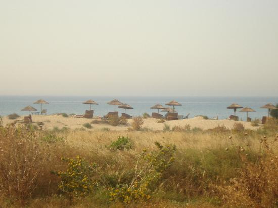 Marina di Butera, Italien: le dune e il mare