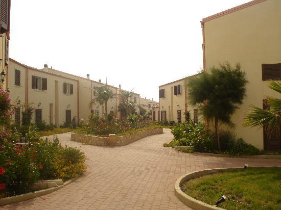 Eden Village Sikania Resort & SPA : il villaggio