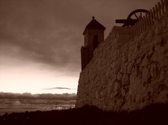 Fort Mackinac: The Fort at Macinac Island
