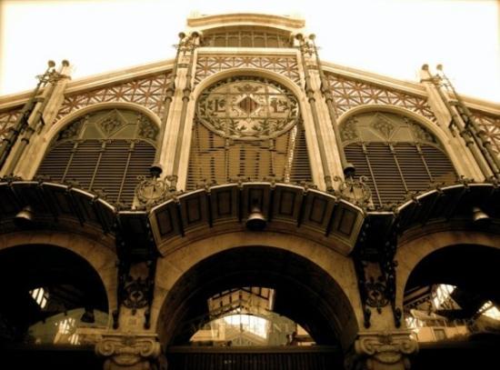 Central Market (Mercado Central): Mercado Central de Valencia