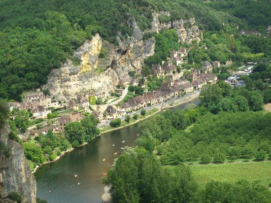 Saint-Cybranet, Fransa: la Roche Bajac