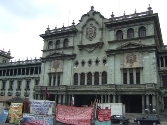 Palacio Nacional: National Museum of Guatemala