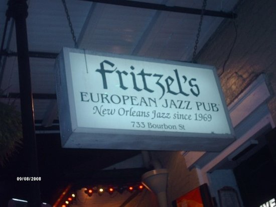 Fritzel's European Jazz Bar