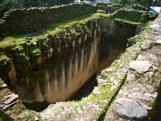 Fasil Ghebbi: For water storage