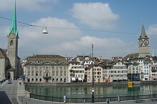 Zürich – fénykép