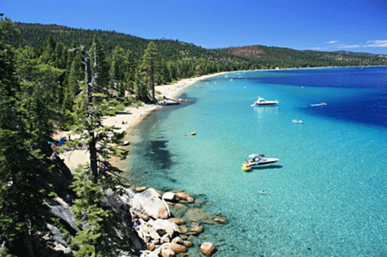 South Lake Tahoe, Californie : DL Bliss at Lake Tahoe