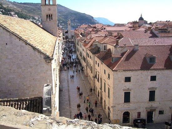 Calle Placa (Stradun)