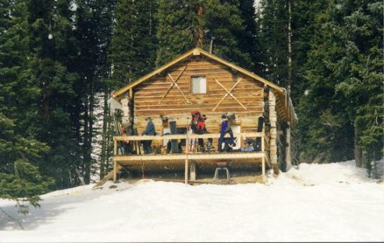Back country cabin cb picture of crested butte colorado for Crested butte cabins