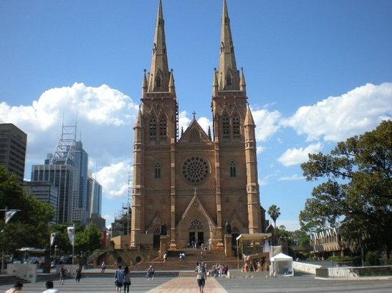 St  Mary U0026 39 S Cathedral  Sydney