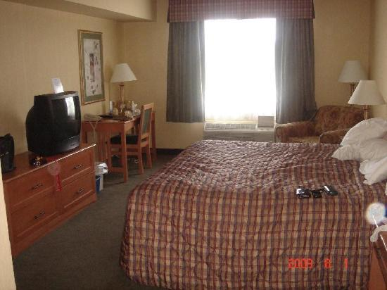 Days Inn - Orillia: roomy