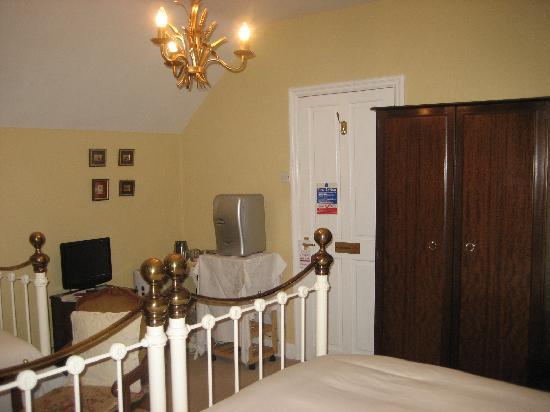Villa Claudia: great for a 3 person family