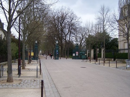 Park Pépinière