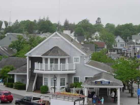 Vineyard Haven, MA: Ferry Building, Vinyard Haven, MV