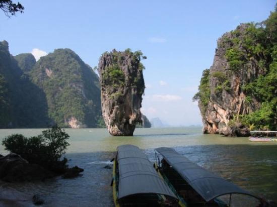 Ao Phang Nga National Park Hotels