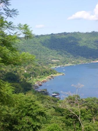 Lake Coatepeque: Lago Coatepeque, El Salvador
