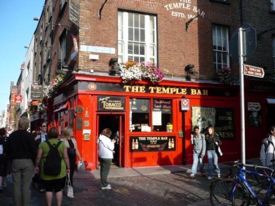 The Temple Bar Pub ภาพถ่าย