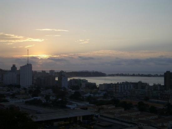 Ilha do Mussulo: Luanda from Ilha de Luanda