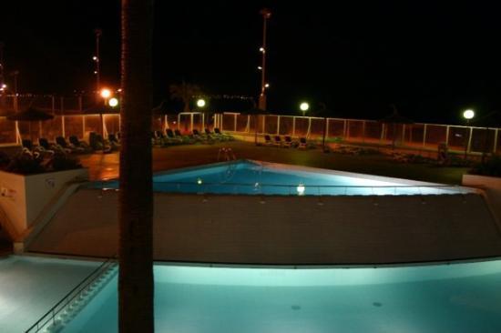 Can Pastilla, Spanien: la piscina del fontanellas playa