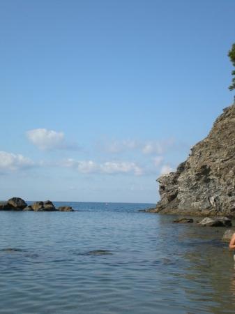Moneglia, Italien: ...Moenglia beach...