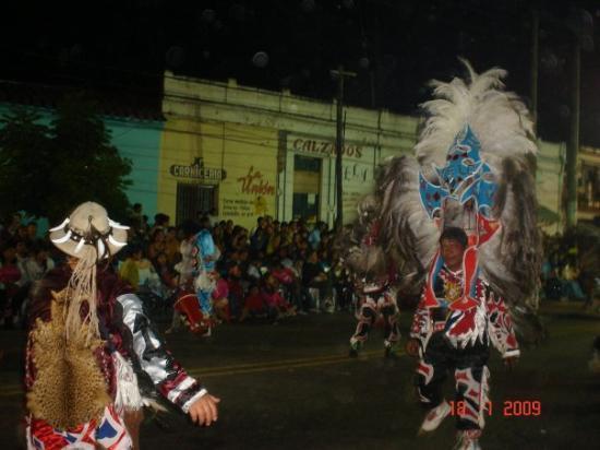 Comparsas Carnaval en Cerrillos - Salta