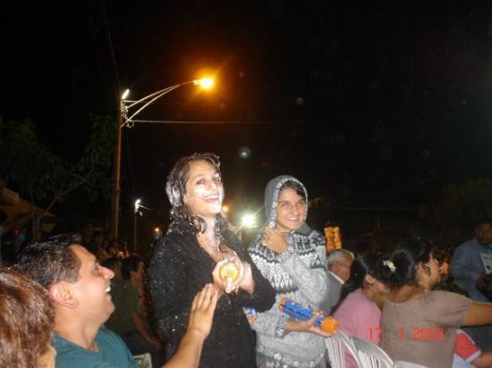 Carnaval en Cerrillos - Salta